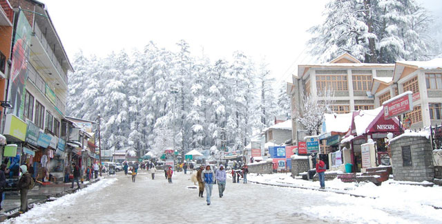 Beautiful Honeymoon Place : Kullu and Manali
